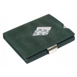 Leather Classic Wallet | Emerald Green