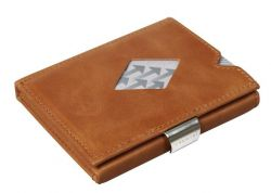 Leather Classic Wallet | Cognac