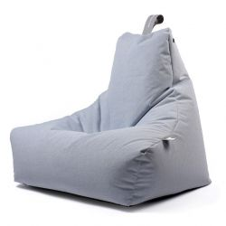 Fauteuil-Sac Outdoor Mighty B | Blue Pastel