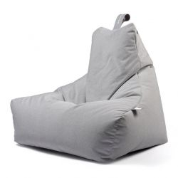 Outdoor Sitzsack Mighty B | Pastellgrau