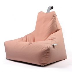 Fauteuil-Sac Outdoor Mighty B | Orange Pastel