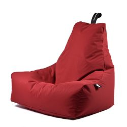Fauteuil-Sac Outdoor Mighty B | Rouge