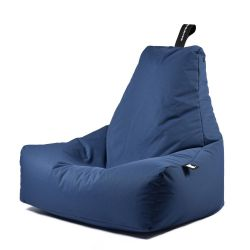 Fauteuil-Sac Outdoor Mighty B | Bleu Royal