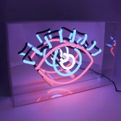 Neon Licht | Acrylic Eye