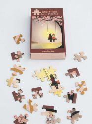 Mini Puzzle | Sunset With You