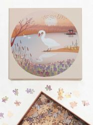 Puzzle The Swan | 1000 Pieces
