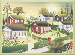 Puzzle Small Houses | 1000 Pieces