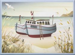 Puzzle Fishing Boats | 1000 Pieces