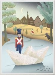 Puzzle The Steadfast Tin Soldier | 100 Pieces