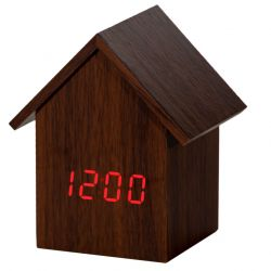 Clock Wood | Brown
