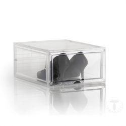 Schuhaufbewahrungsbox Jones | Weiß