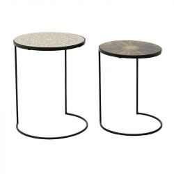 Marcus Table d'Appoint | Set de 2