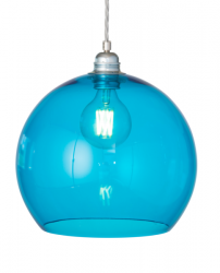 Hanglamp Rowan Ø 28 | Blauw