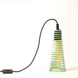 Lampe F=K.x | Grün