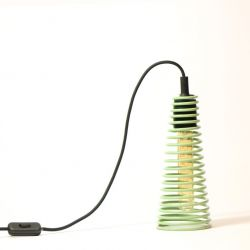 Lamp AMONITA | Rood