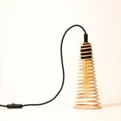 Lampe F=K.x | Beige
