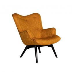 Vintage Chair & Hocker | Farbe Tyler 39