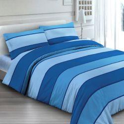Bettbezug Fascia | Blau