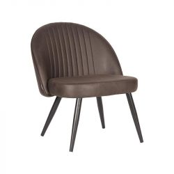 Lounge Chair Tyler | Anthracite