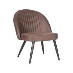 Lounge Chair Tyler | Truffle Brown