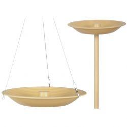 Hanging Birdbath | Bamboo