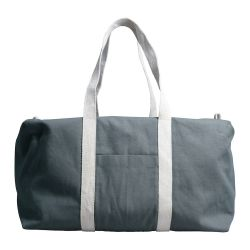 Organic Cotton Gym Bag | Blue Spruce