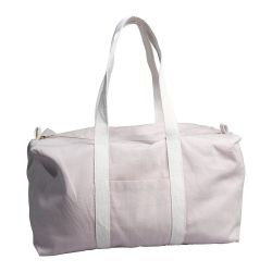 Organic Cotton Gym Bag | Mauve