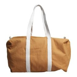 Organic Cotton Gym Bag | Ochre