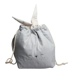Storage Bag Small | Bunny Grey