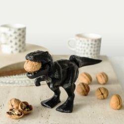 Nussknacker Dinosaurier | Schwarz