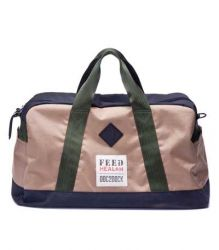 Feed Health Duffle Khaki