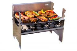 Outdoor Barbecue FENNEK 2.0 | Stainless Steel