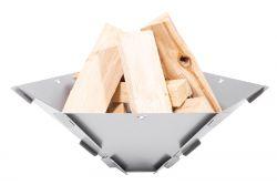 Fire Bowl FENNEK Hexagon | Stainless Steel