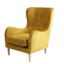 Armchair Cozyboy | Yellow