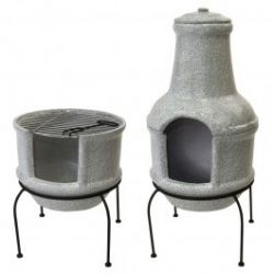Terrace Stove & BBQ in One | Small
