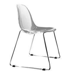 New Stack Chair - Transparent