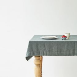 Tablecloth 250 x 140 cm  | Forest Green