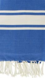 Fouta Greek Blue