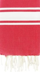 Fouta Cherry Red