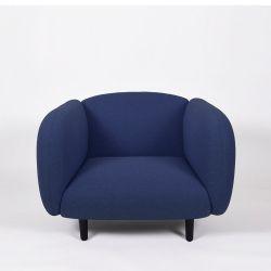 Fauteuil Moïra | Bleu