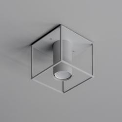 Ceiling Lamp Archi | Square | Grey