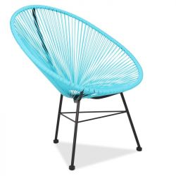 Chair Acapulco Silla | Blue