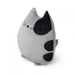 Coussin Sweet Kitty | Gris