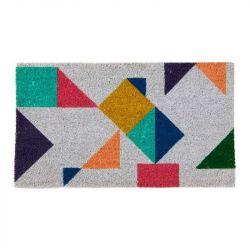 Fußmatten-Block
