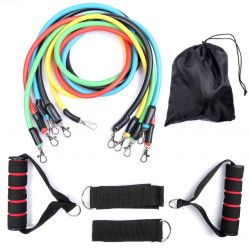 Bandes de Musculation Set de 5 | Couleurs Differentes