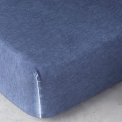 Fitted Sheets Denim