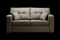 2-Sitzer-Sofa Melvin | Faltbar | Taupe