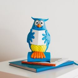 Money Box Fabeltjeskrant | Mr.Owl