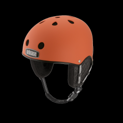Snow Helmet | Dutch Orange