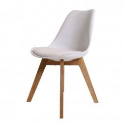 Consilium Valido Dining Chair | White